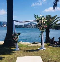 cremorne point ceremony